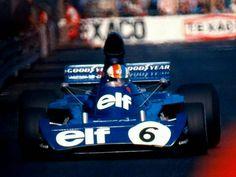 #6 Francois Cevert (Fra) - Tyrrell 006 (Ford Cosworth V8) 4 (4) Elf Team Tyrrell