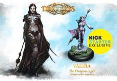 Drakerys, the miniature game by Don't Panic Games — Kickstarter