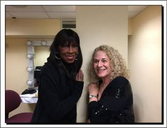 Natalie cole and Carole King Natalie Cole, Carole King, Music Icon, Female, Icons, Legends, Movies, Films, Film