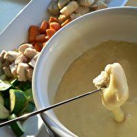 Feng Shui Cheese Fondue by Melting Pot