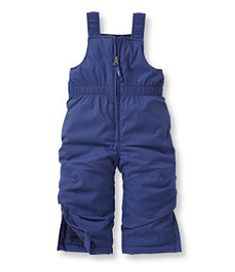 #LLBean: Infants' and Toddlers' Cold Buster Snow Bibs