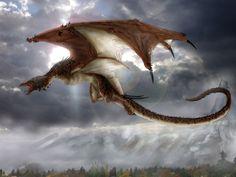 Dragons Fantasy Art