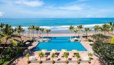 The Best Hotels on Bali: Legian Resort on Seminyak Beach