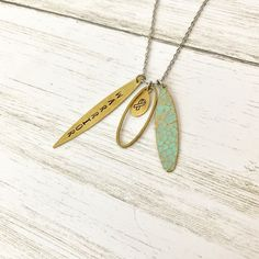 Infertility Awareness /'Never Never Give Up/' or /'You Are Always In My Heart/' Charm Pendant SIDS
