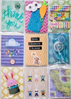 This weeks Pocket Letters