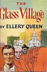 1954 Ellery Queen – The Glass Village