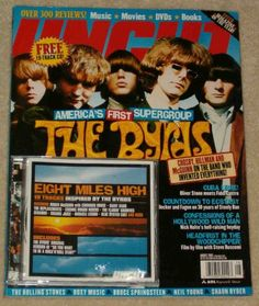 Uncut Magazine, August 2003 (Take 75, The Byrds cover) by Allan Jones. Someone from Softeland, Hordaland, Norway bought my copy of this one.