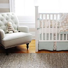 Fresh and chic neutral baby bedding for your nursery! Gender neutral crib bedding collections made in the USA and in stock now! Crisp linens, buffalo check and more! Modern Baby Bedding, Baby Crib Bedding Sets, Crib Sets, Nursery Bedding, Nursery Room, Nursery Ideas, Project Nursery, Child's Room, Nursery Inspiration