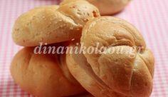 Ψωμάκια αφράτα για μπέργκερ και σάντουιτς