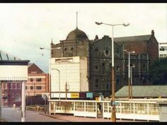 lost buildings in blackburn lancashire , photos courtesy of cottontown - YouTube
