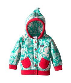 Patagonia Kids Baby Swirly Top Jacket (Infant/Toddler) Barceloneta: Aqua Stone - Zappos.com Free Shipping BOTH Ways