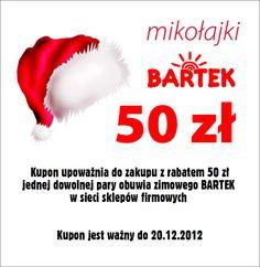 Mikołajki w Bartek