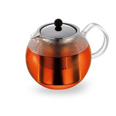 Bodum® 2-Cup Assam Tea Press Pot with Stainless Steel Filter