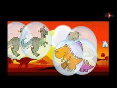 Dinosaure Dessin Animé, Visite Du Musée Des Dinosaures, DinosaurVidéo Sy...