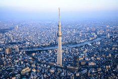 Tokyo: Skytree Skip-the-Queue Admission Ticket - Tokyo, Japan Tokyo Skytree, Tokyo Tower, Fuji, Harry Potter Theme Park, Tokyo City, Tokyo Japan, Japan Trip, Tokyo Travel Guide, Sightseeing Bus