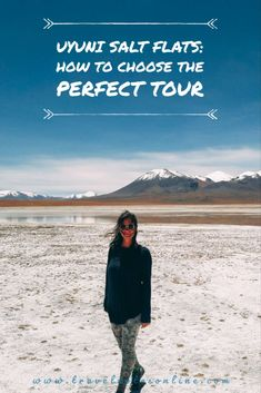 When choosing your tour of the Uyuni Salt Flats, keep in mind that not all agencies are the same. Here are some tips to pick the perfect one for you. #Bolivia #backpacking #southamerica #travellingonabudget #sustainability Bolivia Salt Flats, South America, Worlds Largest, Are You The One, Backpacking, Sustainability, Tours, Landscape, Beach