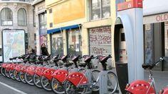 Passear de bicicleta em Lyon é cool Gym Equipment, Bike, Workout Equipment