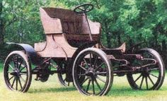 1902 Cadillac's
