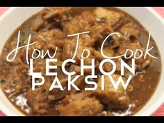 How To Cook Lechon Paksiw by COLYMD.COM MealPicks