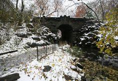 Glen Span Arch Central Park