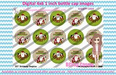 1' Bottle caps (4x6) Christmas mix D505 Christmas bottle cap images #Christmas # xmas #bottlecap #BCI #shrinkydinkimages #bowcenters #hairbows #bowmaking #ironon #printables #printyourself #digitaltransfer #doityourself #transfer #ribbongraphics #ribbon #shirtprint #tshirt #digitalart #diy #digital #graphicdesign please purchase via link  http://craftinheavenboutique.com/index.php?main_page=index&cPath=323_533_42_56
