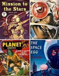 Blast Off! 36 Retro Sci Fi Book Covers   WebUrbanist