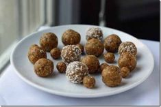 Cashew Apricot Balls by Heather Neal