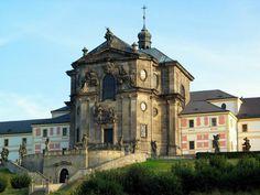 Kuks Hospital, near Hradec Kralové Europe Photos, Old City, Czech Republic, Lab, Adventure, Mansions, House Styles, World, Castles