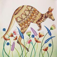 Millie Marotta | Nicole Cheng Inspirational Coloring Pages  #inspiração #coloringbooks #livrosdecolorir #jardimsecreto #secretgarden #florestaencantada #enchantedforest #reinoanimal #animalkingdom #adultcoloring #johannabasford #tropicalwonderland #lostocean #coloringforadults