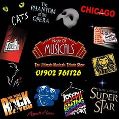 images of musicals | Mandy and Chris