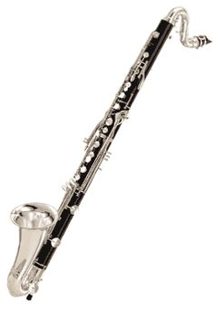 Bass Clarinet! This is what I play.