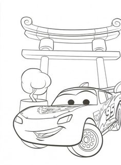 Cars 2 Printable Coloring Pages com27 cars 2 coloring