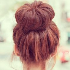 Prefect sock bun!