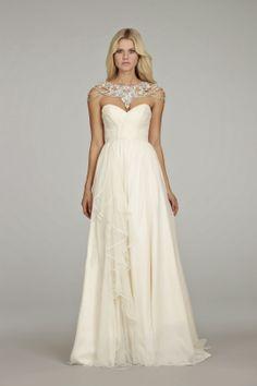 Increíbles vestidos de novia | Colección Hayley Paige 2014