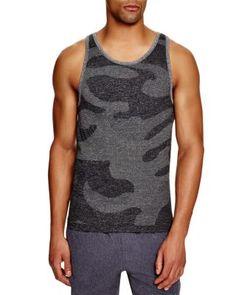 HPE Cross X Camo Tank Top. #hpe #cloth #top