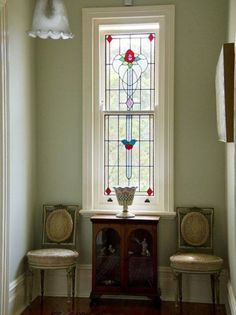 The Best Stained Glass Home Window Design Ideas 14