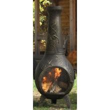 Chiminea from The Blue Rooster that I've liked for a couple years now.    thebluerooster.com  $429.95