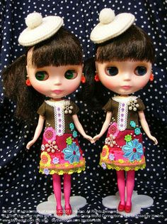 「Blythe Personal Style」展の画像:あけつん!