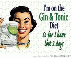 Gin & Tonic Diet