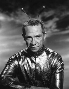Ray Walston (born Herman Raymond Walston) was born 102 years ago today. Best known as the title character on My Favorite Martian. He had such iconic film, television and stage roles as Luther Billis (South Pacific), Mr. Applegate (Damn Yankees), J.J. Singleton (The Sting), Mr. Hand (Fast Times at Ridgemont High), Candy (Of Mice and Men), and Judge Henry Bone (Picket Fences). On January 1, 2001, Walston died of lupus in his Beverly Hills, California home at age 86.