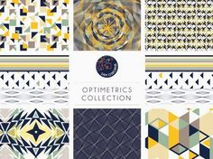 patternprints journal it: I COLORATISSIMI E VIVACI PATTERNS DI SAM OSBORNE