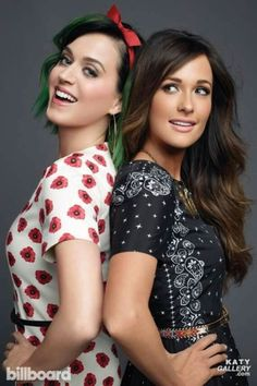 Katy Perry ✾ and Kacey Musgraves ✾