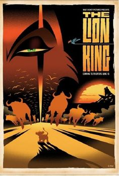 The Lion King - Alternative Poster