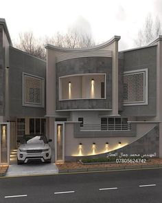 Homes Amazing Classic House Design Ideas - Engineering Discoveries Turning A Rental House Into A Hom Classic House Design, Unique House Design, Bungalow House Design, House Front Design, Cool House Designs, Modern Exterior House Designs, Dream House Exterior, Modern House Plans, Exterior Design