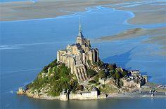 Les plus belles routes de France : Tour de la Baie du Mont-Saint ...