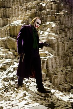 "\""The Joker""\The Dark Knight,\2008\"
