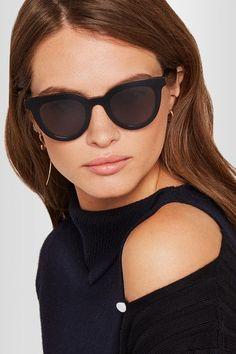 ee6cd42407f7 Gentle Monster - + Tilda Swinton Eye Eye D-frame acetate sunglasses