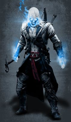 The gallery for --> Assassins Creed 1 Arte Ninja, Ninja Art, Fantasy Character Design, Character Art, Anime Krieger, Assassin's Creed Wallpaper, Action Wallpaper, Assassin's Creed Black, Arte Assassins Creed