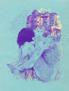 Rafael Pereira aka Hafaell es un ilustrador freelance que vive y trabaja en Río de Janeiro, Brasil.