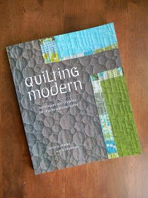 Teaginny Designs: Quilting Modern - Book Review